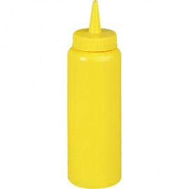 Dávkovač na omáčky žltá 0,35 l