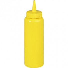 Dávkovač na omáčky žltá 0,7 l